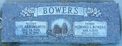 Joy <i>Arrowsmith</i> Bowers