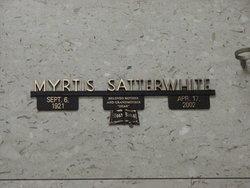 Myrtis Satterwhite