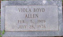 Cassie Viola <i>Boyd</i> Allen