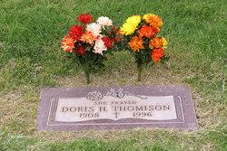 Doris Hazel <i>Howard</i> Thomison
