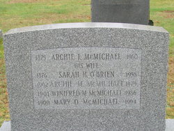 Mary Olive McMichael