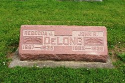 Rebecca J. Josie <i>Clark</i> DeLong