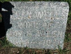 Helen Ruth <i>Wells</i> Allen
