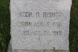 Cecil O Bishop
