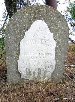 Wilbert A. Hendren