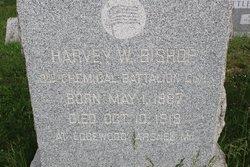 Harvey W Bishop