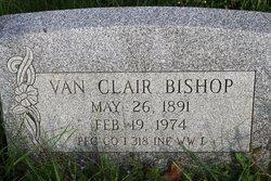 Van Clair Bishop