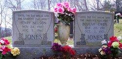 Henry Nelson Jones
