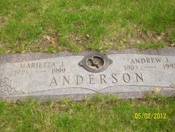 Andrew J. Andy Anderson