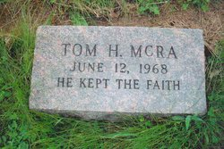 Thomas Harold Tom McRa