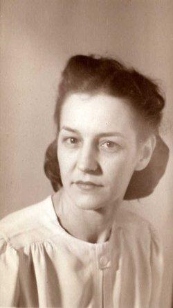 Mildred Mathilda <i>Geisler</i> Carenen