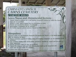 Cairns Martyn Street Cemetery