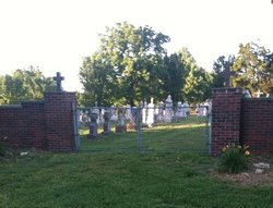 Old Saint Martins Catholic Cemetery