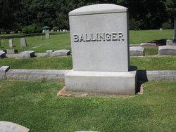 Mary <i>Hobbs</i> Ballinger