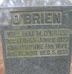 Ann <i>O'Byrne</i> O'Brien