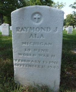 Raymond J Ala