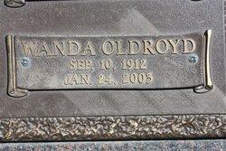 Wanda <i>Oldroyd</i> Fike