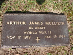 Arthur James Mullikin