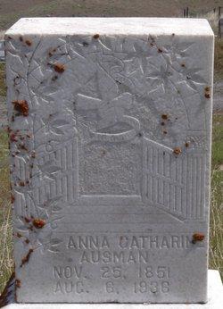 Anna Catherine <i>Paul</i> Ausman