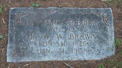May T. <i>Proctor</i> Brown