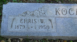Chris W. Koch