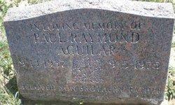 Paul Raymond Aguilar