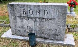 Lena Elizabeth <i>Griggs</i> Bond