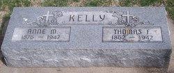 Anne M <i>Schloatman</i> Kelly