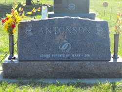 Avis Marion Naomi <i>Carlson</i> Antonson
