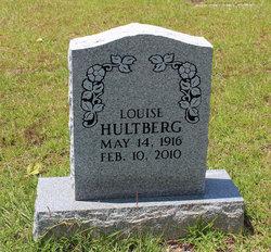 Louise <i>Matthews</i> Hultberg