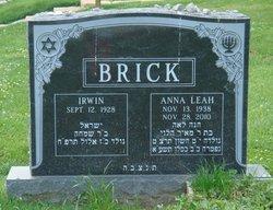 Anna <i>Komen</i> Brick