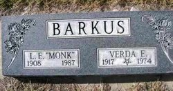 Verda E. <i>Pullen</i> Barkus