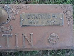 Cynthia Ellen Cynie <i>Holland</i> Martin