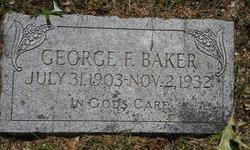 George F. Baker