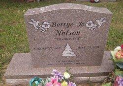 Bettye Jo <i>Nelson</i> Bell