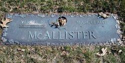Virgil Hugh McAllister