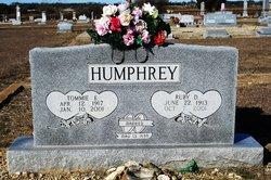 Ruby Doris <i>Whiteley</i> Humphrey
