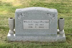 Wilda C. <i>Friedley</i> Peltier
