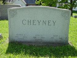 Lulu <i>Critchfield</i> Cheyney