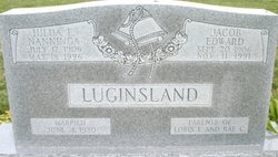 Hilda E <i>Nanninga</i> Luginsland