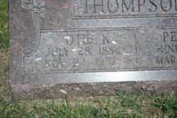 Otie Kendrick Thompson