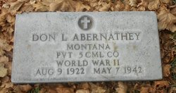 Don L Abernathey