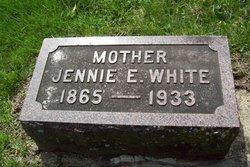 Jennie E <i>Young</i> White