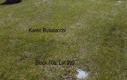 Karen A <i>Raszeja</i> Busalacchi