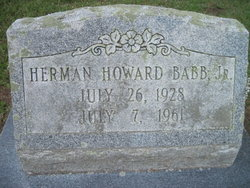 Herman Howard Babb, Jr