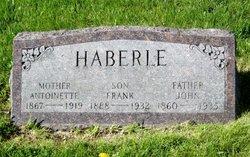 John Haberle