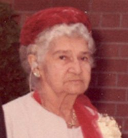Ethelind Blanche Louise Clarke