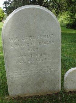 William Arbutnot