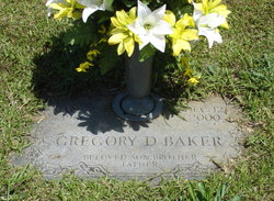 Gregory Douglas Baker