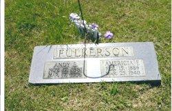 Estill Andrew Andy Fulkerson